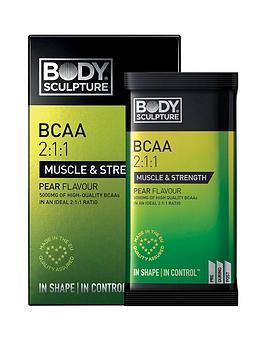 Body Sculpture   Bcaa 2:1:1 Pear - 10 X 6G Sachet