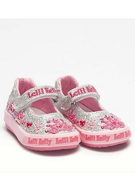Lelli Kelly Lelli Kelly Tiara Baby Dolly Shoe Picture