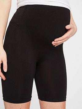 Mama-licious Mama-Licious Maternity Jeanne Under Shorts - Black Picture