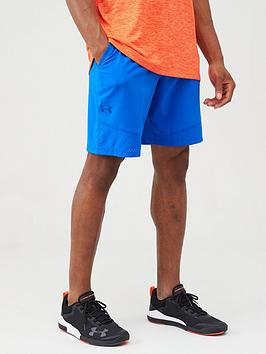 Under Armour Under Armour Vanish Woven Shorts - Blue Picture