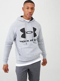 under-armour-rival-fleece-logo-overhead-hoodie-steel