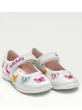 Lelli Kelly Lelli Kelly Girls Princess Katherine Shoe - White Picture