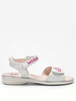 Lelli Kelly Lelli Kelly Girls Rita Crown Sandals - White Picture