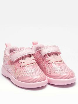Lelli Kelly Lelli Kelly Baby Girls Milena Sequin Trainer - Pink Picture
