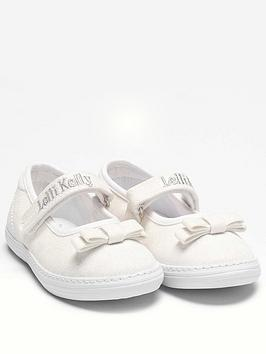 Lelli Kelly Lelli Kelly Girls New Sprint - White/Glitter Picture