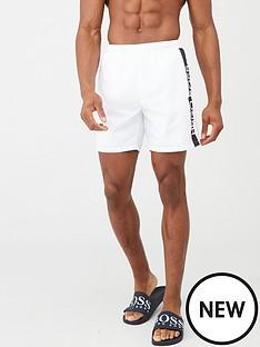 boss-dolphin-swim-shorts-white