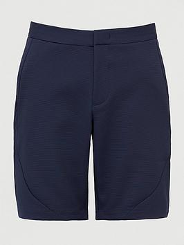 Boss Boss Liem 7 Formal Shorts - Navy Picture