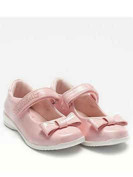 Lelli Kelly Lelli Kelly Girls Princess Diana Shoe - Pink Patent Picture