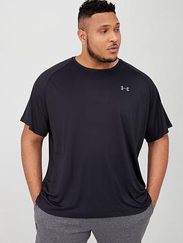 Under Armour Under Armour Plus Size Tech 2.0 T-Shirt - Black Picture