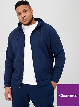 under-armour-plus-size-rival-fleece-full-zip-hoodie-academynbsp