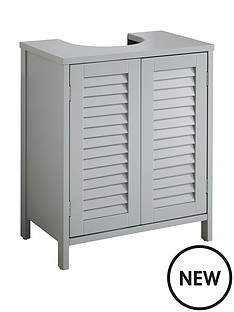 lloyd-pascal-atlanta-under-basin-unit-with-push-opening-doors-grey