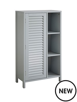 lloyd-pascal-atlanta-console-unit-with-push-opening-door-grey