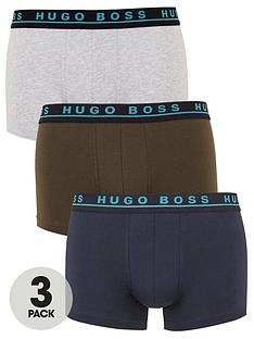 boss-bodywear-3-pack-boxer-trunks-with-contrast-waistbands-navygreycharcoal