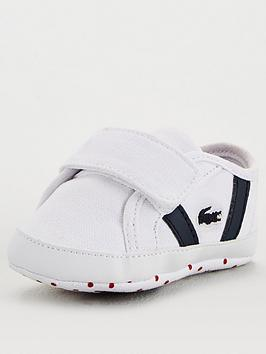 lacoste-infant-sideline-crib-120-trainers-white