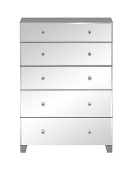 Very New Bellagio 5 Drawer Chest Picture