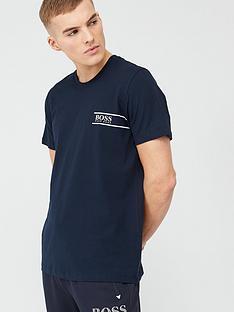 boss-bodywear-logo-t-shirt-navy