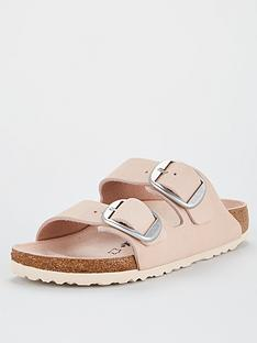 birkenstock-arizona-double-strap-big-buckle-flat-sandals-light-rose