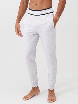 Boss   Bodywear Heritage Lounge Pants - Grey