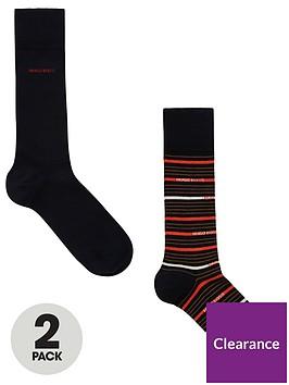 boss-bodywear-2-pack-stripe-socks
