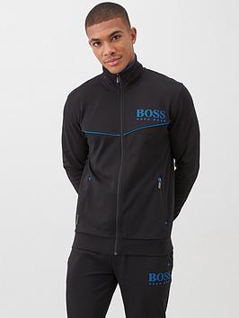Boss Boss Bodywear Tracksuit Jacket - Black Picture
