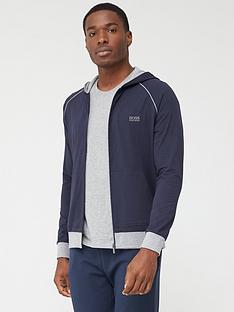 boss-bodywear-mix-and-match-zip-thru-hoodie-navy