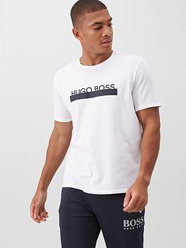 Boss   Bodywear Identity T-Shirt - White
