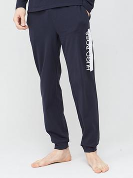 Boss   Bodywear Identity Pants - Navy