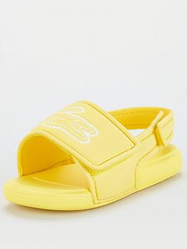 lacoste-infant-boys-120-slider-yellow