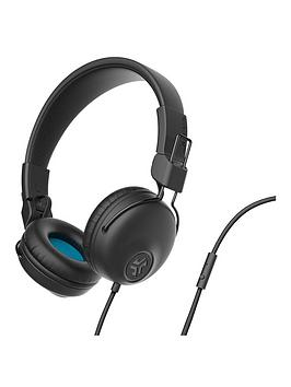 JLAB Jlab Studio Wired On-Ear Headphones - Black Picture