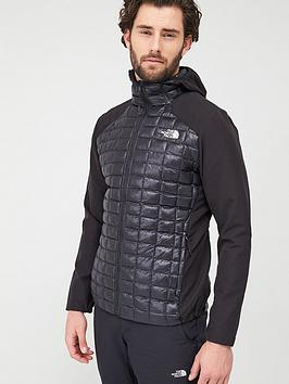 the-north-face-thermoball-hybrid-hooded-jacket-black