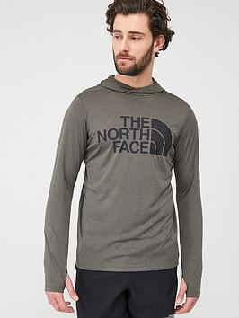 The North Face The North Face 24/7 Big Logo Hoodie - Taupe Picture
