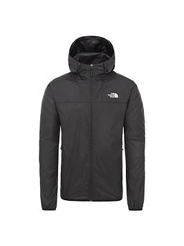 The North Face The North Face Cyclone 2.0 Hooded Lightweight Jacket - Black Picture