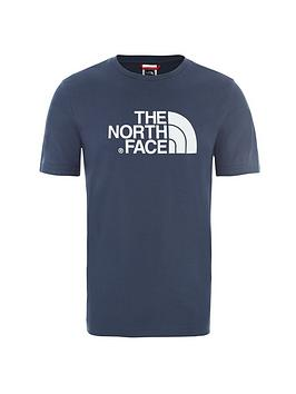 The North Face The North Face Short Sleeve Easy T-Shirt - Navy Picture