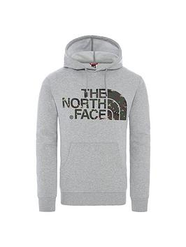 The North Face The North Face Standard Hoodie - Light Grey Heather Picture