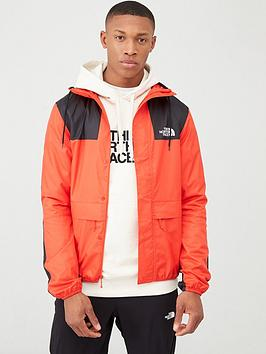 The North Face The North Face 1985 Seasonal Mountain Jacket - Red/Black Picture