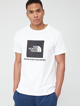 the-north-face-raglan-redbox-t-shirt-white