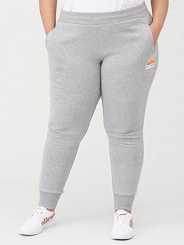 Ellesse Ellesse Queenstown Jog Pant Plus - Grey Marl Picture