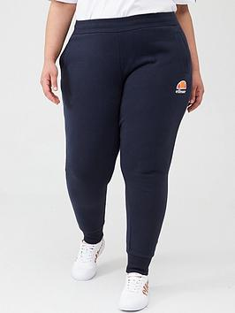 Ellesse  Queenstown Jog Pant Plus - Navy