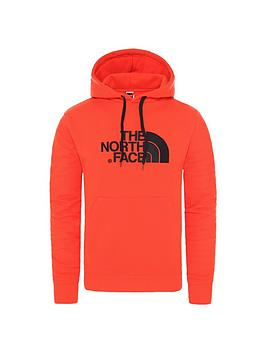The North Face The North Face Drew Peak Pullover Hoodie - Red Picture