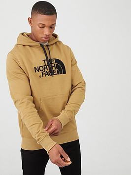 The North Face The North Face Light Drew Peak Pulloverhoodie - Tan Picture