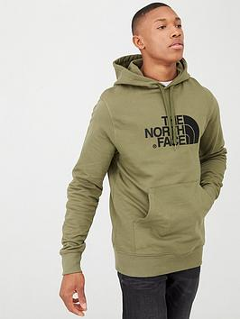 The North Face The North Face Light Drew Peak Overhead Hoodie - Olive Picture