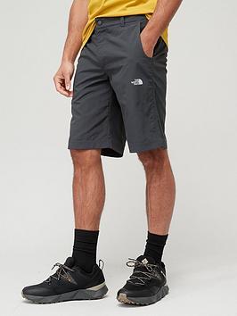 The North Face Tanken Shorts - Asphalt Grey