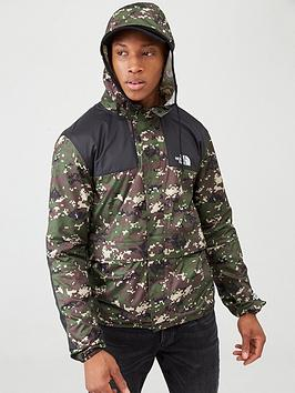 The North Face The North Face 1985 Seasonal Mountain Jacket - Camo Picture