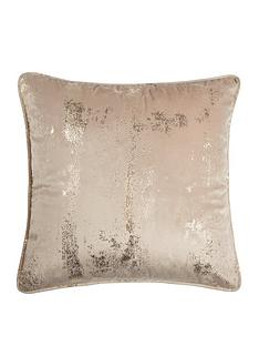 michelle-keegan-embossed-velvet-cushion