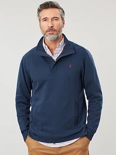 joules-half-zip-sweatshirt-navy