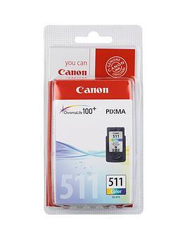 Canon   Cartridge Cl-511