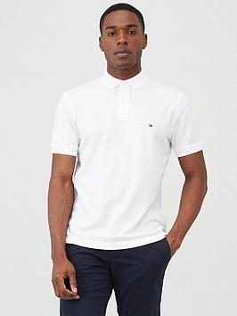 Tommy Hilfiger Tommy Hilfiger Core Polo Shirt - White Picture