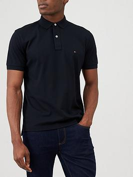 Tommy Hilfiger Tommy Hilfiger Core Polo Shirt - Black Picture