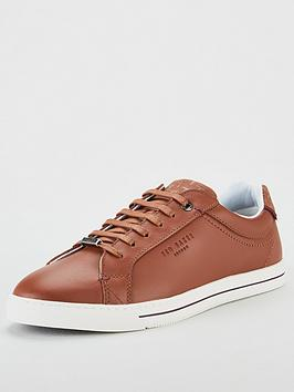 ted-baker-thawap-leather-trainers-tan