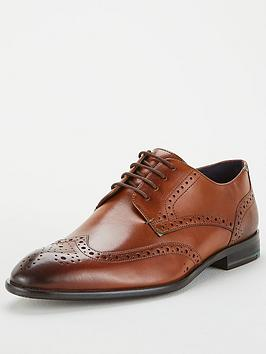 Ted Baker Ted Baker Trvss Brogues - Tan Picture